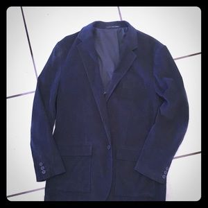 Men's Alfani soft corduroy sport coat.
